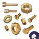 Rli Hexagonal Brass Fasteners, Type: Nuts