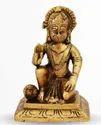 900 gm Brass Statue Hanuman Ji