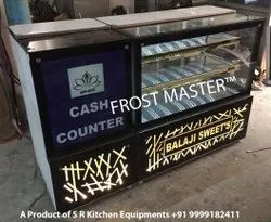 Frost Master Bakery Display Counter