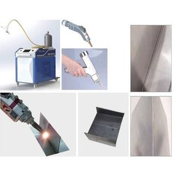 Handheld Laser  Welding System