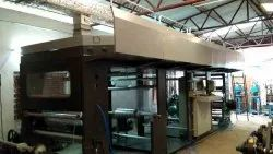 Fully Automatic Wide Web Coating Lamination Machine