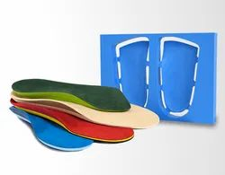 Milled Insoles and Scanning
