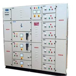 Electrical Motor Control Panel, 100kw