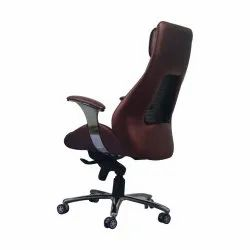 Fixed Arms Modern Office Chair