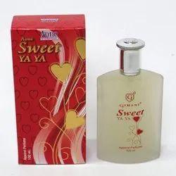 Women Perfumes Spray Pump Gimani Sweet YA YA Apparel Perfume