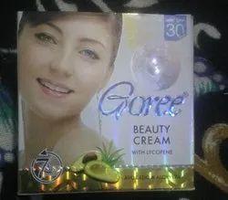 Whitening Goree Cosmetics Cream, Ingredients: Herbal