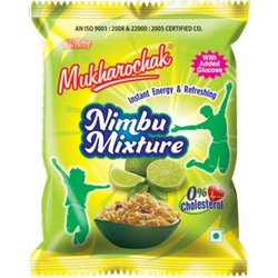Mukharochak Nimbu Mixture Namkeen, Packaging Size: 200 Gram
