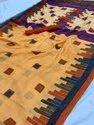 Handloom Linen Sarees