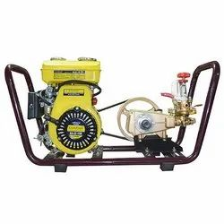 Spray Pump With Petrol Engine