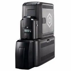 PVC CR805 Single Sided Lamination Module Retransfer ID Card Printer