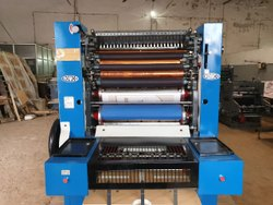 Solna Four Color Non Woven Bags Printing Machine