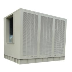 Aqua Breeze Stainless Steel 30000 CFM Air Handling Unit, For Industrial