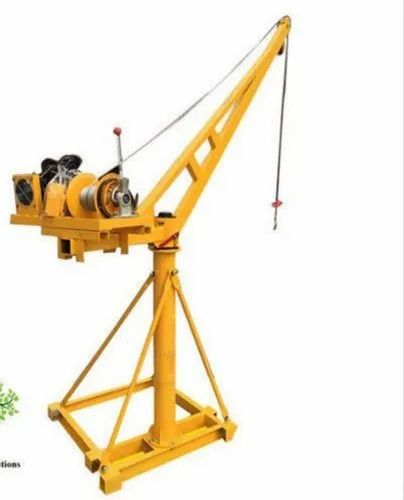 EZZILIFT OD-300 MINI LIFT MACHINE, 60 Meter, Maximum Height: 120 Feet