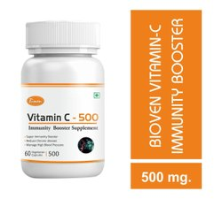 Bioven Vitamin C Immunity Booster Capsules