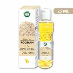 Ultra Fine Roghan Til 25 ML (Sesame Oil)