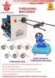 Jewellery Threading Machine