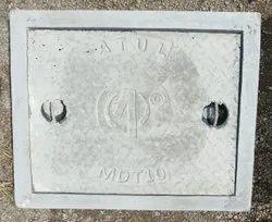 20x18 Inch Medium Duty RCC Manhole Cover