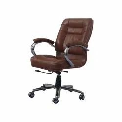 Stylish Brown Office Chair