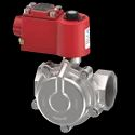 Pilot Operated Piston Type Steam Valve (NC/NO)
