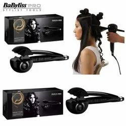 Black Babyliss Pro Electric Hair Curler, For Professional
