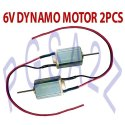 5000 Rpm Single Phase 6v Dc Micro Motor