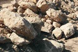 Grey Limestone Lumps, Grade: Industrial Grade