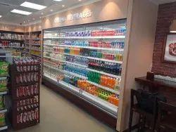 Black Square Super Market Refrigeration