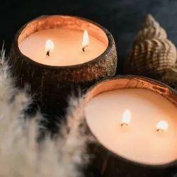 Coconut Shell Diya For Gifting