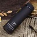 Double Wall Vacuum Insulated Stainless Steel Life Flask