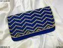 Hand Embroidery Designer Clutch Bag