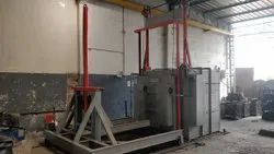 solution annealing furnace