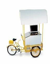 Western Freezer on Wheel
