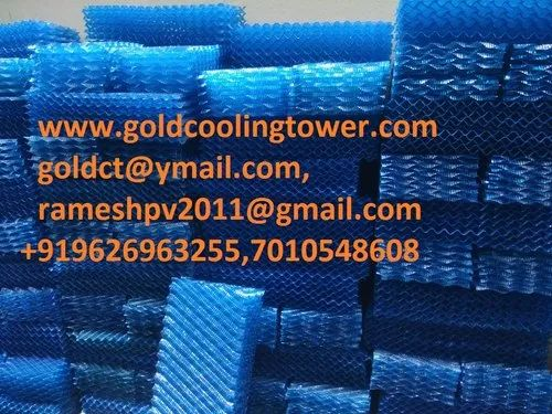 Honeycomb Cooling Tower PVC Fills