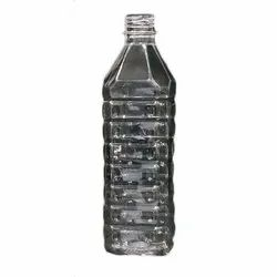 500ml Cooking Oil PET Bottle, Use For Storage: Oils