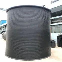 HDPE Open Top Spiral Tank