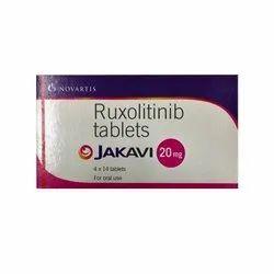 Jakavi Ruxolitinib Tablet, Novartis Ltd