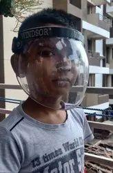 CHILDREN'S face shields