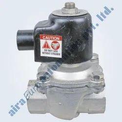 Low Pressure Steam Solenoid Valve