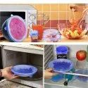 Silicone Stretch Lids Flexible Covers