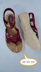 Poddar Ladies Designer Sandal LS-652