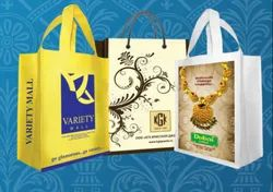Printed Non Woven Bags, For Promotion
