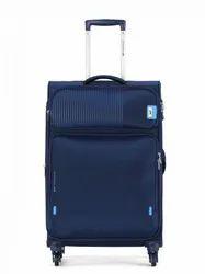 Blue Trolley Bag