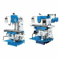 DI-119A Vertical & Universal Knee Type Milling Machine