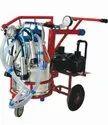 Trolley Type Milking Machine (PUNTO)