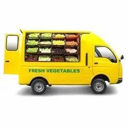 Full Truck Load Fruits & Vegetables Transportation Services