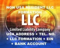 Business Services Online US Company Formation with EIN & Bank Account from India, Company Manpower: 20-50
