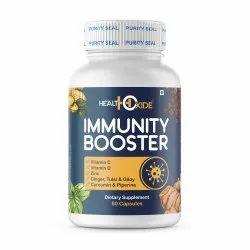 HealthOxide Immunity Boster(60 Capsules)