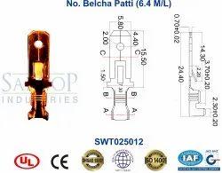 250系列6.4外锁黄铜端子,汽车,包装类型:线轴