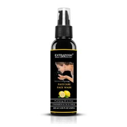 Extraposh Herbal Lemon Face Wash, For Removes Dark Spots, Age Group: Adults