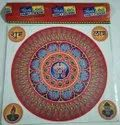 10 Inch Regular Paper Rangoli Sticker